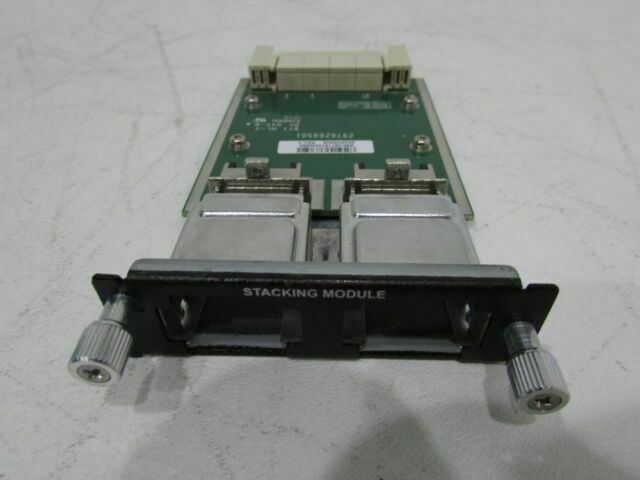 Dell YY741 PowerConnect Dual Port 10Gb Stacking Module 6224 6248 6224P 6248P TAE
