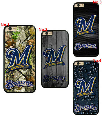 Milwaukee Brewers Hard Phone Case Cover Fits For iPhone/ Touch/Samsung/LG | eBay