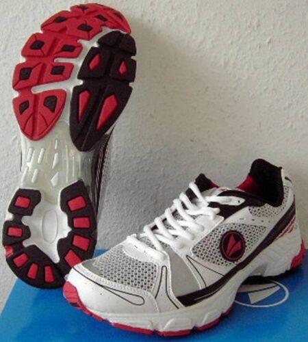 Fitness & Jogging Jako Laufschuhe Race weiß/schwarz/rot Gr.46 NEU 5721-10