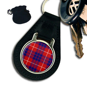 HAMILTON SCOTTISH CLAN TARTAN LEATHER KEYRING KEYFOB - <span itemprop=availableAtOrFrom>Plymouth, United Kingdom</span> - FOR ENGRAVED PRODUCTS: Engraved product can be return only in the case if item you purchased from us is found to be faulty!!! If in the unlikely event the product you purchased from us i - Plymouth, United Kingdom