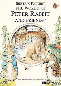 World-of-Peter-Rabbit-Friends-DVD-2008-Brand-New