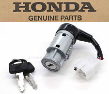 New Genuine Honda Ignition Key Switch 1985 NH80 Aero,  88-01 SA50 Elite OEM #F82