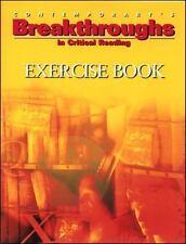 Breakthroughs Exercise: Breakthroughs in Writing & Language Exercise Book w/key