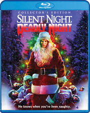 Silent Night, Deadly Night (Blu-ray Disc, 2017, 2-Disc Set, Collectors Edition)