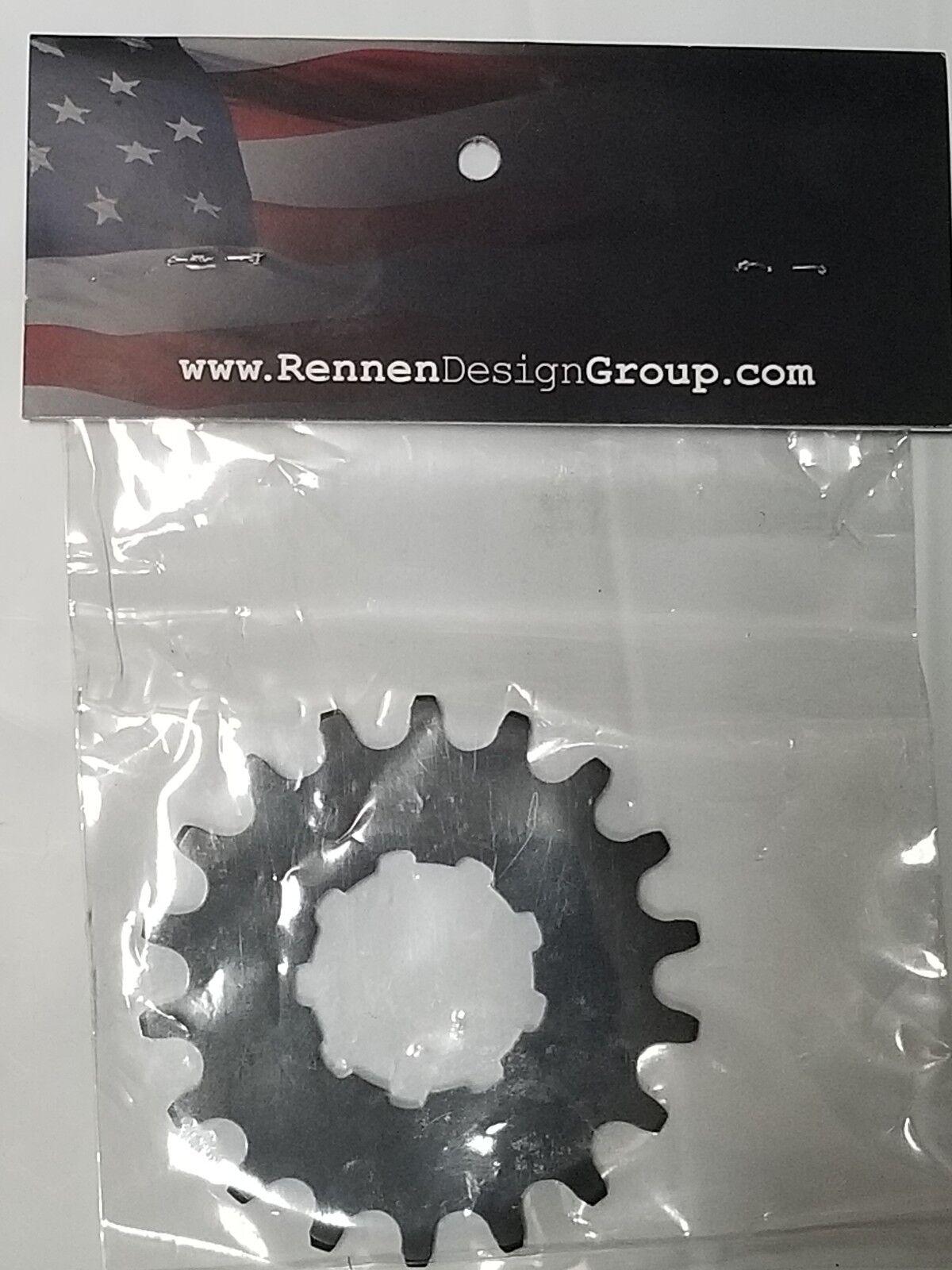 Rennen BMX Single Speed Cog 18t