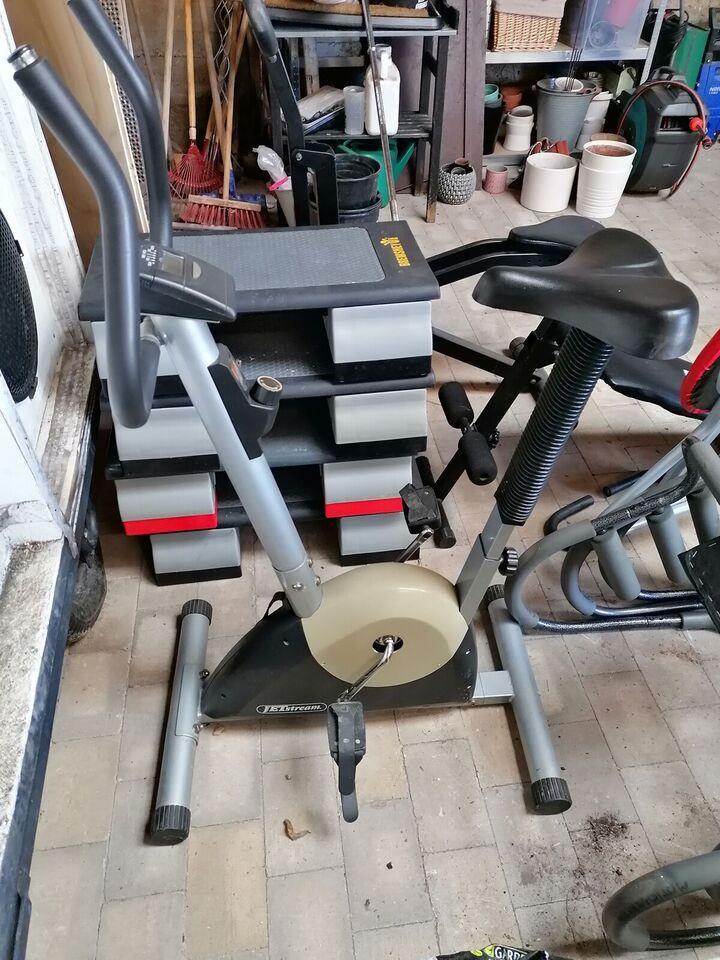 Vægtskiver, Blandet udstyr