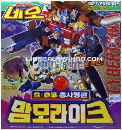 Transformers Takara Encore Beast Wars Big Convoy Matrix Buster Ver MISB in USA