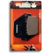 Harley Rear Brake Disc Pads Sportster XL 50 XL 883 XL 1200 XR 1200 (2004-2014)