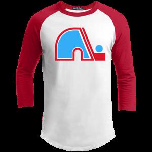 Seventies. 1970/'S Hockey IHL Quebec Nordiques Retro Jersey Logo