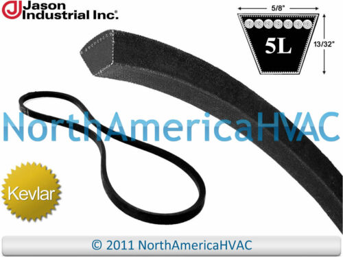 "John Deere Heavy Duty Aramid V-Belt VBelt M48444 TCU17414 5//8/"" x 143/"""