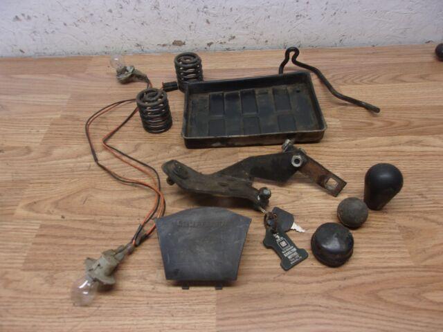 Craftsman riding mower 917 270810 misc parts knobs , steering wheel cap