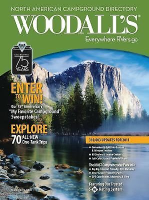 Woodall's North American Campground Directory, 2011 [Good Sam RV Travel Guide &
