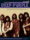 Deep Purple Authentic Playalong Bass: Bass Guitar Songbook by Deep Purple (Mixed media product, 2008)