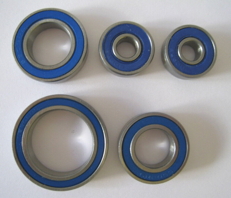 CROSSMAX LEFTY HYBRID CERAMIC BALL BEARING  FRONT & REAR WHEEL REBUILD KIT  hastened to see