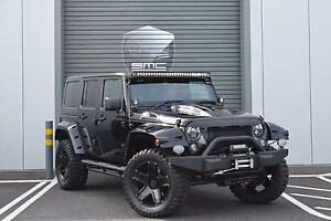Jeep Wrangler 2 8crd Auto Black Mountain Edition Ebay