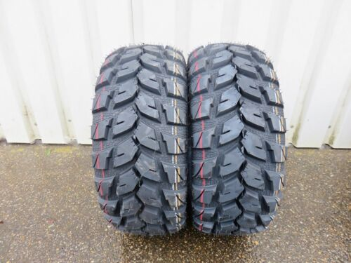 CF moto zforce 800 duro Frontier Allround neumáticos delantero 26x9-14 64n 2 trozo