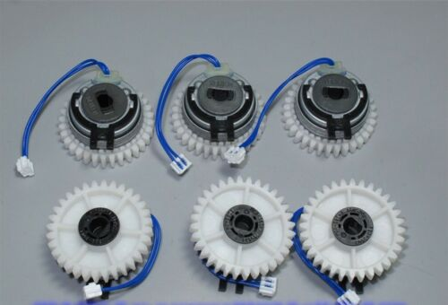 1pc DC12~24V Mini Electromagnetic Clutch Registration Clutch 6mm D Shaped Shaft