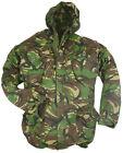 Woodland/Green/DPM Camo WINDPROOF Smock/Jacket - British Army Military