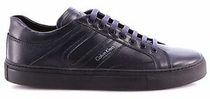 CALVIN KLEIN Sneakers, Casual Uomo 4065-051 Grafic Blu