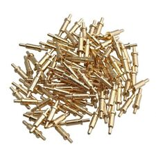 100pcs 85mm Length High Current Guide Pin Pcb Test Probes Pogo Pins Connector