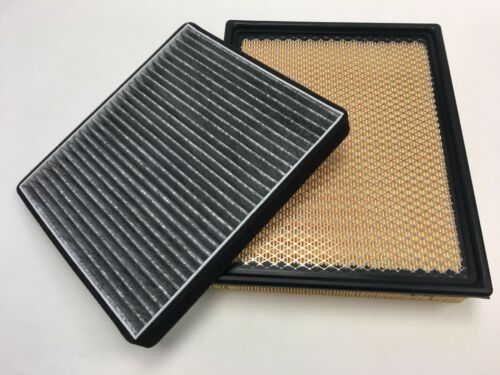 OEM QUALITY ENGINE /& CABIN AIR FILTER 2003-04 AVALANCHE CARBON FA5314 FC45527C