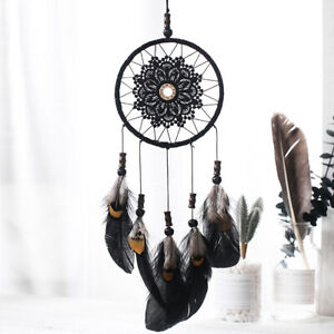 Large-Dream-Catcher-Feather-Home-Wall-Hanging-Room-Decoration-Ornament