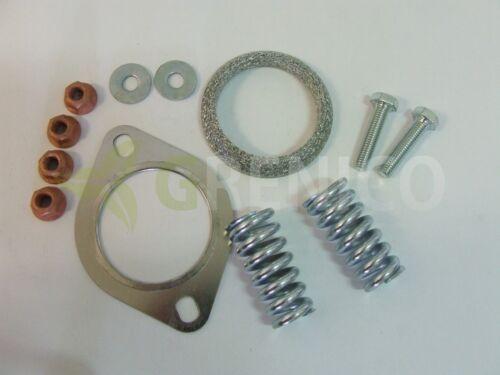 RAPID 1.2,1.4 Schrägheck 90-98 Montagesatz Hosenrohr RENAULT CLIO I 1