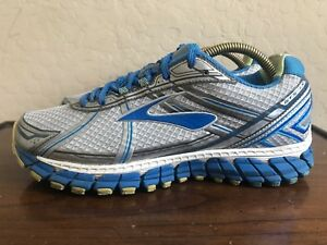 Brooks-Adrenaline-GTS-15-Women-s-Size-9-5-1201741B179-Blue-Gray-Running-Shoes
