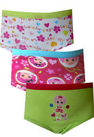 Lalaloopsy Toddler Girls 3 Pack Panties Underwear Size 4t Nip