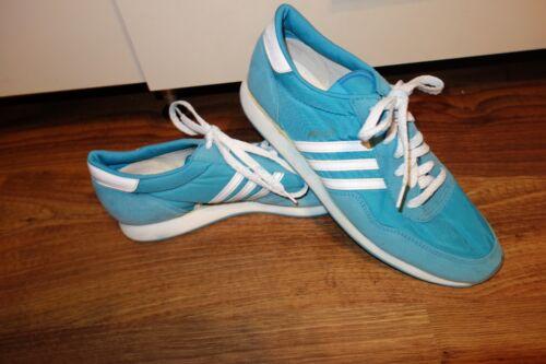 5 blu 39 6 Jolly Adidas Eu ottime Uk Vintage '80 condizioni misura qO6xfw0t