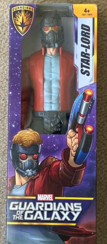 MARVEL GUARDIANS OF THE GALAXY TITAN SERIES 10 INCH STAR LORD ACTION FIGURE NEW