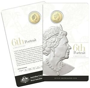 2019-Australia-1-UNC-Carded-Coin-6th-Portrait-A-New-Effigy-Era