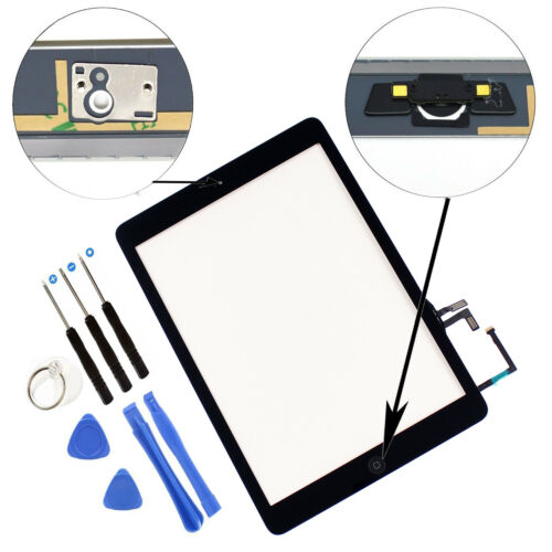 OEM Touch Screen Digitizer Replacement For Apple iPad 2//3//4//Air 1 //5th// 6th 2018