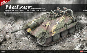 Image is loading 1-35-Jagdpanzer-38-t-Hetzer-Late-Production-