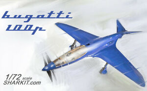 BUGATTI-100P-Sharkit-resin-1-72-scale