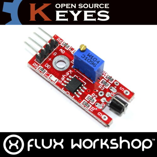 Keyes Metallic Switch KY-036 Detect Arduino Raspberry Pi Flux Workshop