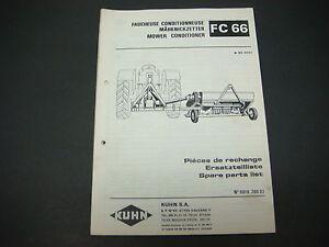 Kuhn Fc 300 Manual