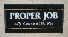 Proper Job Cornish IPA St Austell Beer Bar Towel Pub Bar Man Cave New Unused