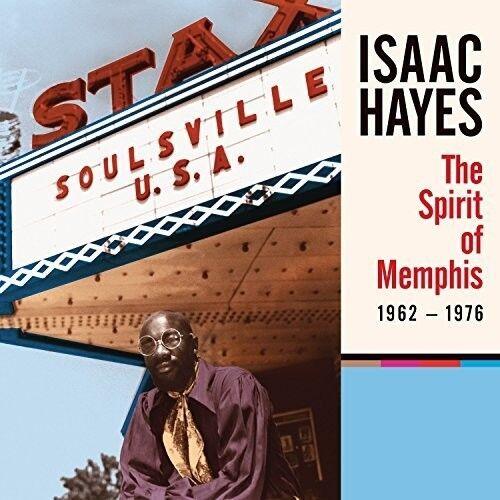 "Isaac Hayes - Spirit Of Memphis (1962-1976) [New CD] With Bonus 7"", Boxed Set, D"