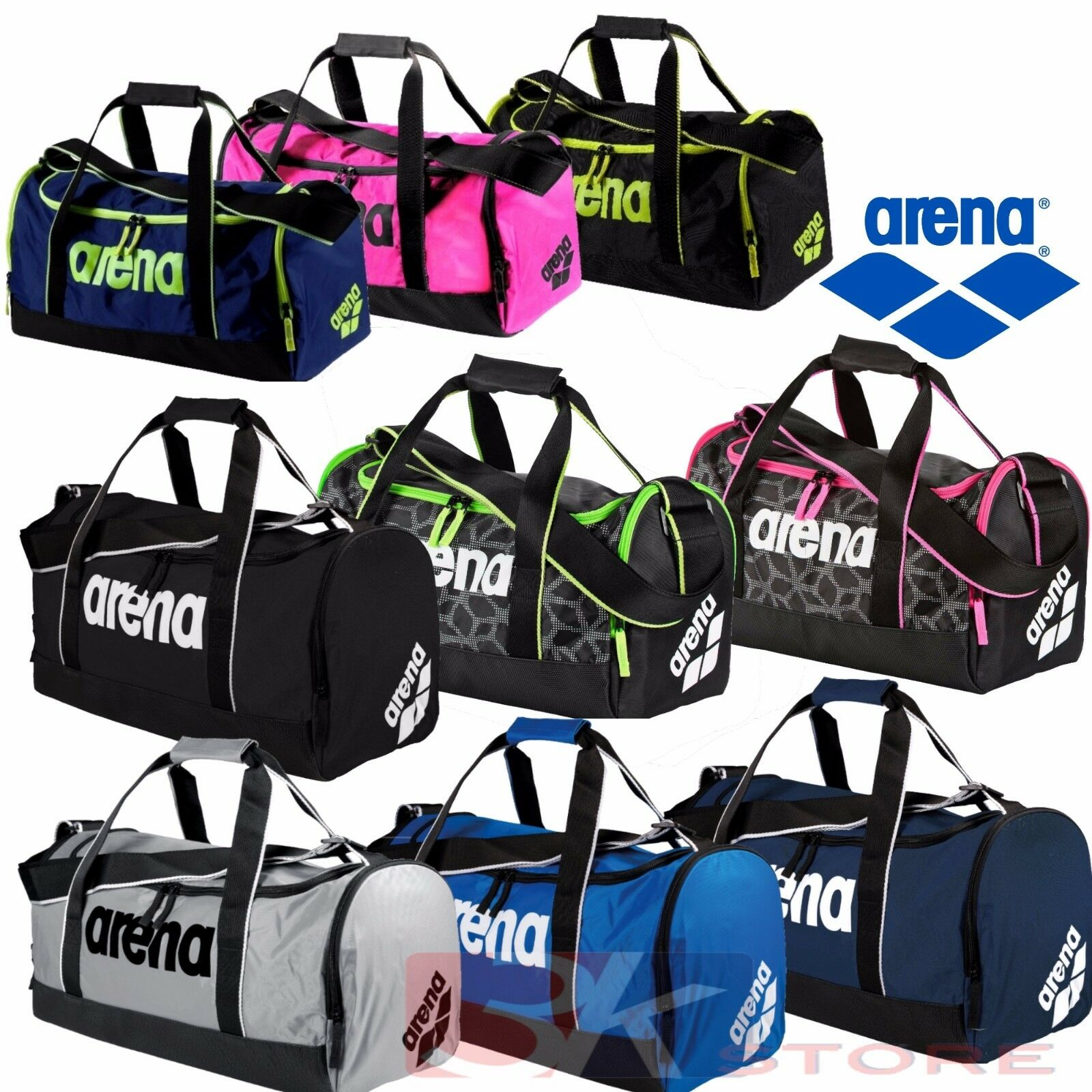 Bag Sport Swimming Pool Arena Spiky 2 Fitness -gym