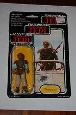 Weequay-Star Wars-ROJ Return of the Jedi-MOC-Tri Logo-Vintage-79 Back