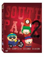 Brand New DVD South Park: The Complete Second Season (1997) Trey Parker Matt