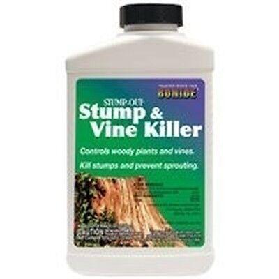 NEW BONIDE 274 8oz BOTTLE GRANULE STUMP & VINE KILLER REMOVER READY USE SALE