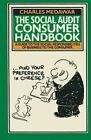 The Social Audit Consumer Handbook by Charles Medawar (Paperback, 1978)