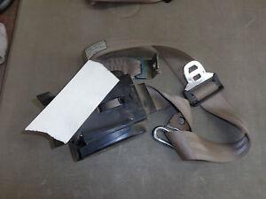 driver rear seat belt male tan 95 96 97 ford explorer eddie bauer 4 dr 5 0 oem ebay. Black Bedroom Furniture Sets. Home Design Ideas