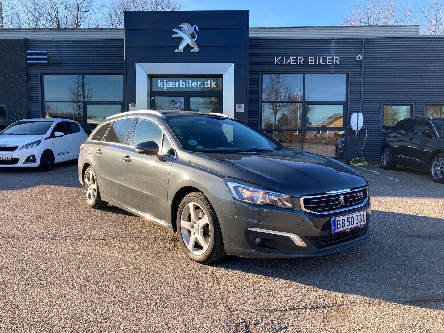 Peugeot 508 2,0 BlueHDi 180 Allure SW EAT6 5d