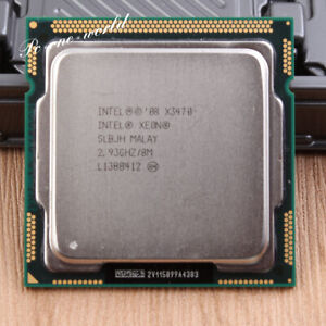 100-OK-SLBJH-Intel-Xeon-X3470-2-93GHz-Processor-Socket-1156-CPU-2-5-GT-s-DMI
