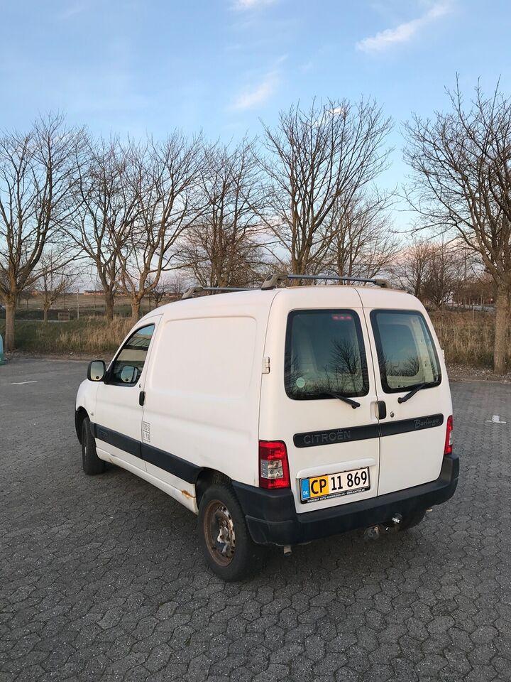 Citroën, Berlingo, 1,4i CityVan