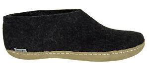 Chaussures 46 Chaussures Glerups feutre Gr en pantoufles Slipper Nouveau 42 Black pour Dk 45 qBPEwPX