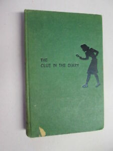 Acceptable-The-Clue-in-the-Diary-Nancy-Drew-Mystery-Series-Carolyn-Keene-1